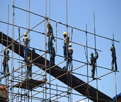 Segurança na Montagem e Desmontagem de Andaimes